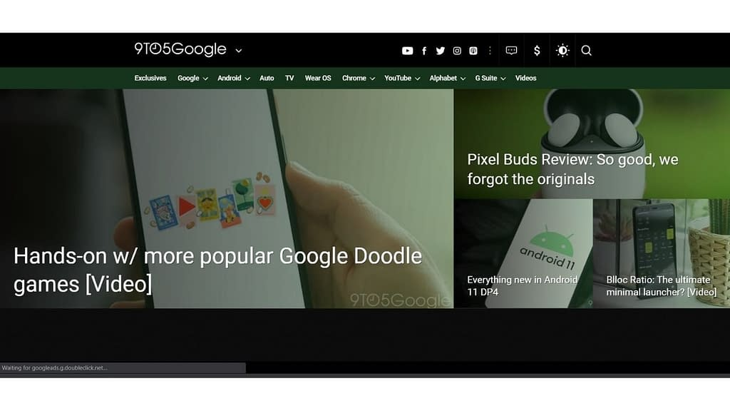 9 to 5 google