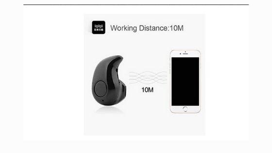 Wireless Earphone with Mic