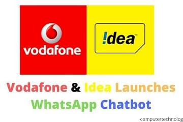 Vodafone & Idea Launches WhatsApp Chatbot
